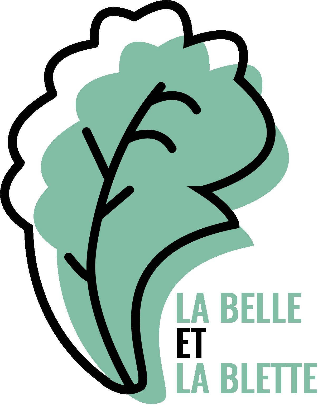 logo La Belle et la Blette